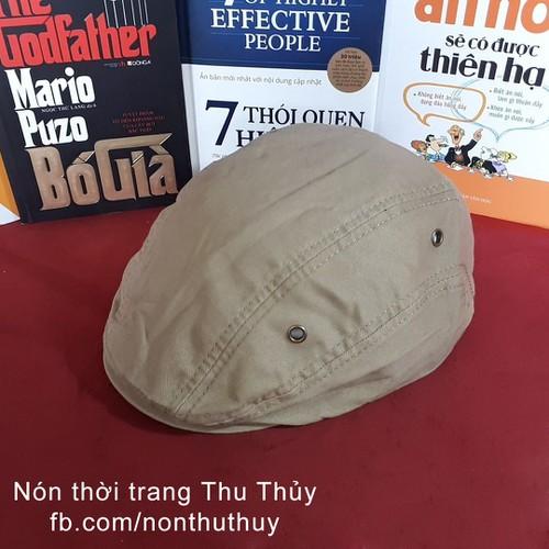Nón beret, nón mỏ vịt, mũ nón bánh tiêu 03 - 10699026 , 10779664 , 15_10779664 , 99000 , Non-beret-non-mo-vit-mu-non-banh-tieu-03-15_10779664 , sendo.vn , Nón beret, nón mỏ vịt, mũ nón bánh tiêu 03