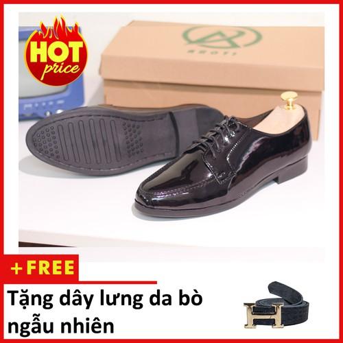 Giày Lười Nam| Giày thời trang nam | Giày da| M504-TL