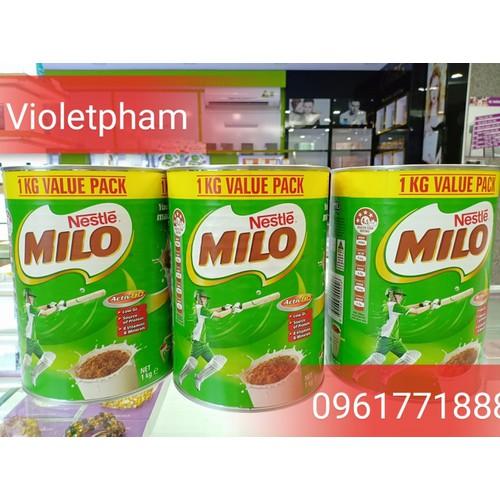 Sữa Nestle Milo Úc 1kg - 7868485 , 10785599 , 15_10785599 , 360000 , Sua-Nestle-Milo-Uc-1kg-15_10785599 , sendo.vn , Sữa Nestle Milo Úc 1kg