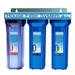 Bộ 3 ly lọc thô lọc nước ăn uống 10 inch - máy lọc nước  - 1T2X