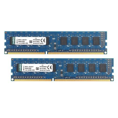 Ram Máy Tính DDR3 2GB Bus 1333 1600Mhz - Hàng nhập khẩu