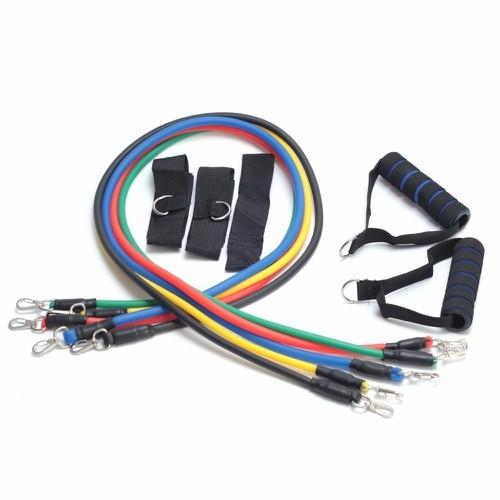 Bộ 11 dây tập thể hình đa năng - 7868246 , 10773235 , 15_10773235 , 149000 , Bo-11-day-tap-the-hinh-da-nang-15_10773235 , sendo.vn , Bộ 11 dây tập thể hình đa năng