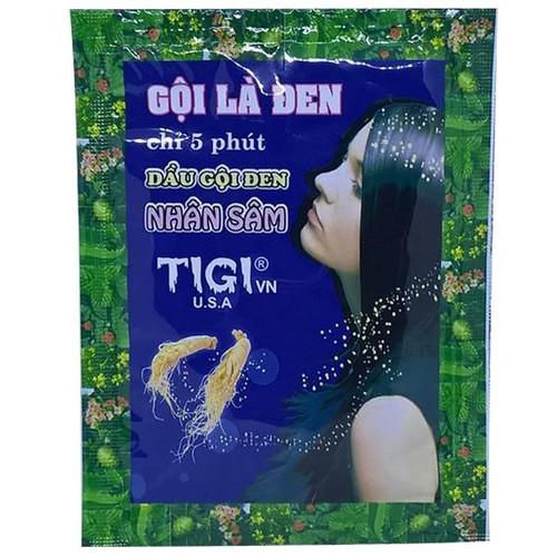 Combo 10 gói dầu gội đầu Gội là đen Nhân sâm Tigi 30ml Chỉ 5 phút - 6792715 , 13496904 , 15_13496904 , 25000 , Combo-10-goi-dau-goi-dau-Goi-la-den-Nhan-sam-Tigi-30ml-Chi-5-phut-15_13496904 , sendo.vn , Combo 10 gói dầu gội đầu Gội là đen Nhân sâm Tigi 30ml Chỉ 5 phút