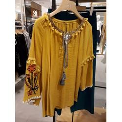 SI- Bộ sưu tập áo kiểu sơ mi nữ cao cấp