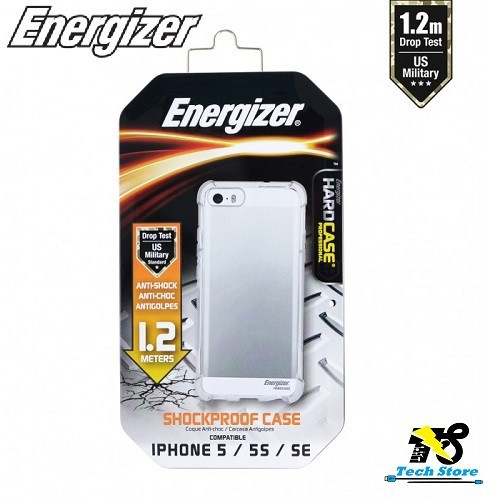 Ốp lưng trong Energizer HC chống sốc 1.2m cho iPhone. 5,5S,SE - 10422139 , 10797714 , 15_10797714 , 275000 , Op-lung-trong-Energizer-HC-chong-soc-1.2m-cho-iPhone.-55SSE-15_10797714 , sendo.vn , Ốp lưng trong Energizer HC chống sốc 1.2m cho iPhone. 5,5S,SE
