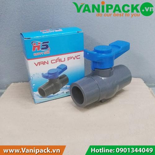 Bịch 5 cái Van bi nối ống PVC tay xanh 27mm Happy Sun VHS-27mm - 4382237 , 10796595 , 15_10796595 , 115500 , Bich-5-cai-Van-bi-noi-ong-PVC-tay-xanh-27mm-Happy-Sun-VHS-27mm-15_10796595 , sendo.vn , Bịch 5 cái Van bi nối ống PVC tay xanh 27mm Happy Sun VHS-27mm