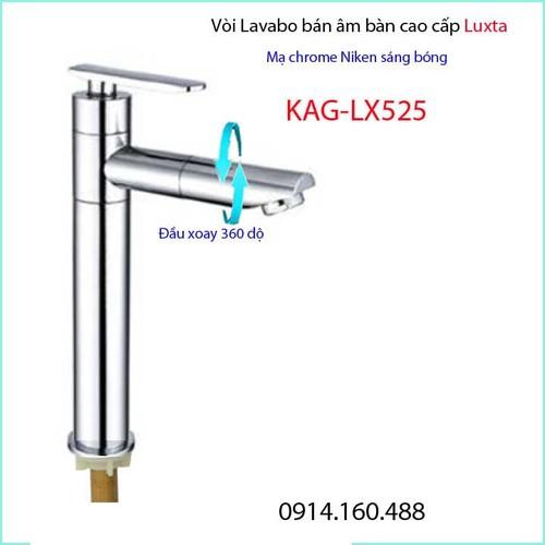Vòi lavabo lạnh ống trúc, vòi chậu rửa mặt  Luxta KAG-LX525 - 5075850 , 10799198 , 15_10799198 , 786000 , Voi-lavabo-lanh-ong-truc-voi-chau-rua-mat-Luxta-KAG-LX525-15_10799198 , sendo.vn , Vòi lavabo lạnh ống trúc, vòi chậu rửa mặt  Luxta KAG-LX525