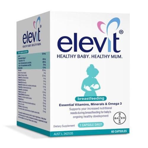 Viên uống Elevit sau sinh 60 viên - 5075942 , 10799381 , 15_10799381 , 470000 , Vien-uong-Elevit-sau-sinh-60-vien-15_10799381 , sendo.vn , Viên uống Elevit sau sinh 60 viên