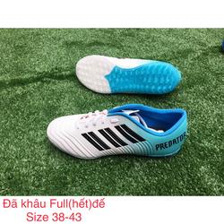 Giày đá bóng giày đá banh sân cỏ nhân tạo