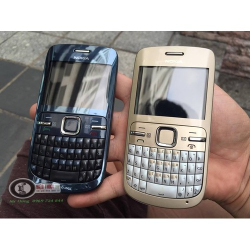 Bộ Vỏ và phím cho Nokia c3
