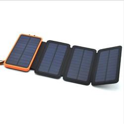 Pin sạc dự phòng hấp thu năng lượng mặt trời 16.000mAh cao cấp