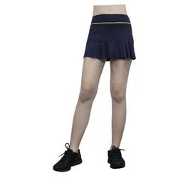 Váy thể thao xanh đen viền xanh chuối M17