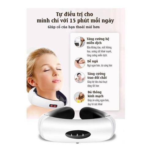 Dụng cụ massage cổ vai gáy  Máy Matxa Vai Cổ 3D - 5 Chức Năng   ALIBABUM277 CAM KẾT CHẤT LƯỢNG LÀM NÊN THƯƠNG HIỆU