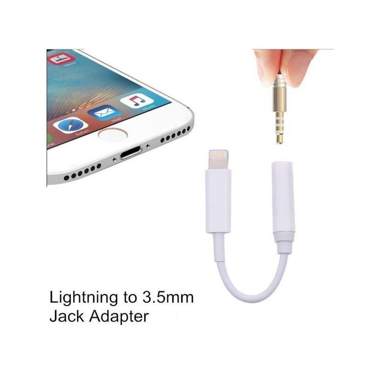 Cáp chuyển tai nghe dùng cho iPhone 7 iPhone 8 iPhone X PKCB-AD7 11