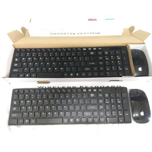 Phím chuột dành cho TV, android box, laptop, PC 1 cổng USB