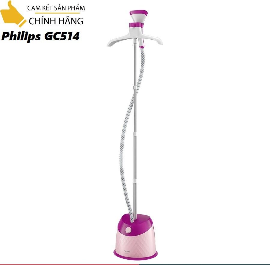 ĐÁNH GIÁ] Bàn ủi hơi nước đứng Philips GC514 - bảo hành 2 năm chính hãng,  giá rẻ 1,590,000đ! Xem đánh giá ...