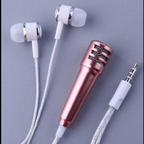 Micro kèm tai nghe cho điện thoại