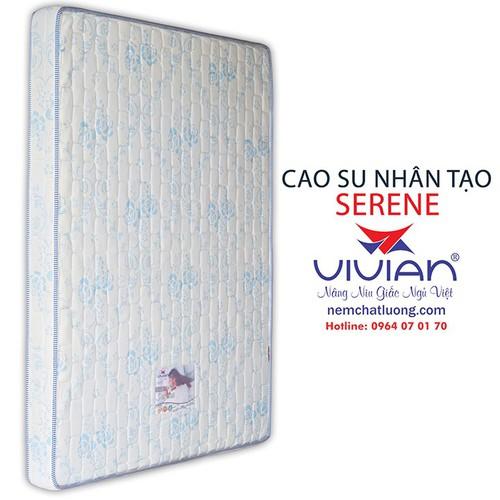 Nệm Cao Su 120x200x14cm