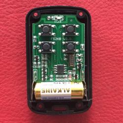 Remote học Thông minh điều khiển cửa cuốn chống nước sóng 315