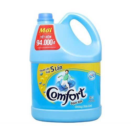 Nước xả vải Comfort đậm đặc hương ban mai 3.8lit - 10710305 , 10828325 , 15_10828325 , 202000 , Nuoc-xa-vai-Comfort-dam-dac-huong-ban-mai-3.8lit-15_10828325 , sendo.vn , Nước xả vải Comfort đậm đặc hương ban mai 3.8lit