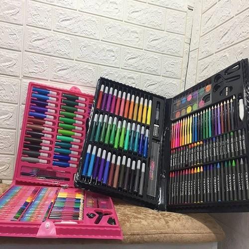 Hộp bút màu 150 chi tiết, hộp bút màu cho bé, hộp bút màu - 6737367 , 13428302 , 15_13428302 , 119000 , Hop-but-mau-150-chi-tiet-hop-but-mau-cho-be-hop-but-mau-15_13428302 , sendo.vn , Hộp bút màu 150 chi tiết, hộp bút màu cho bé, hộp bút màu