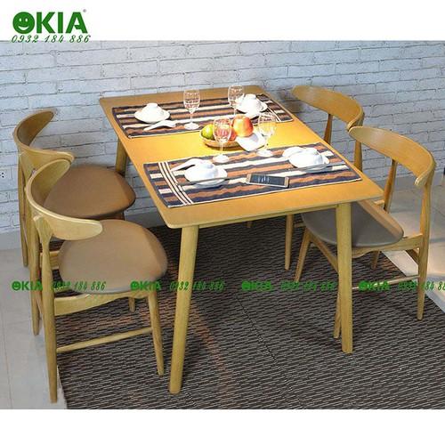 Bộ bàn ăn Lunar 4 ghế - 10710951 , 10831981 , 15_10831981 , 3740000 , Bo-ban-an-Lunar-4-ghe-15_10831981 , sendo.vn , Bộ bàn ăn Lunar 4 ghế