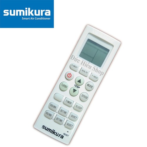Remote điều khiển máy lạnh SUMIKURA  - Remote điều khiển điều hòa  SUMIKURA  - Đức Hiếu Shop - 10709948 , 10827274 , 15_10827274 , 90000 , Remote-dieu-khien-may-lanh-SUMIKURA-Remote-dieu-khien-dieu-hoa-SUMIKURA-Duc-Hieu-Shop-15_10827274 , sendo.vn , Remote điều khiển máy lạnh SUMIKURA  - Remote điều khiển điều hòa  SUMIKURA  - Đức Hiếu Shop