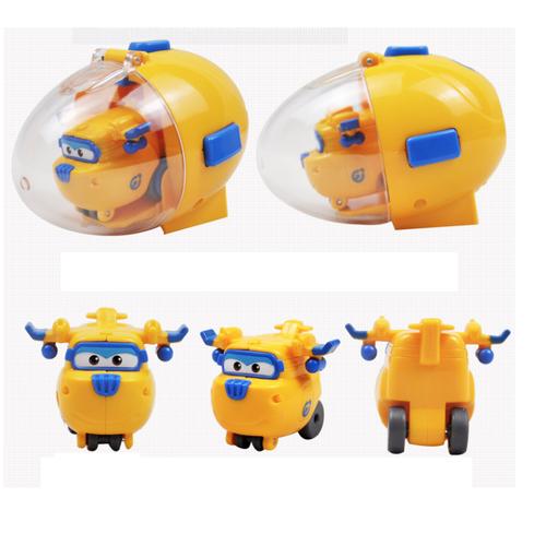 Super Wings Bệ Phóng Quả Trứng - Donnie Thông Minh đồ chơi trẻ em