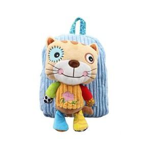 Balo JOLLY BABY cho bé - hình mèo con - balo jolly - meo con