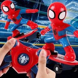 Người nhện trượt ván điều khiển