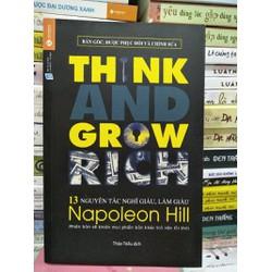 Think and Grow Rich 13 nguyên tắc nghĩ giàu làm giàu