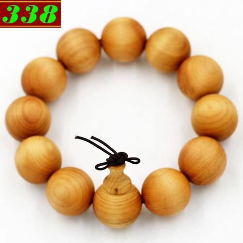 Hạt chuỗi đeo tay gỗ Ngọc am 20 ly