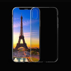 Ốp lưng iPhone X dẻo, trong suốt