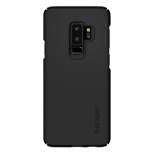 Ốp Lưng Samsung Galaxy S9 Plus Spigen Thin Fit - Đen - Hàng Chính Hãng - 10716821 , 10858276 , 15_10858276 , 410000 , Op-Lung-Samsung-Galaxy-S9-Plus-Spigen-Thin-Fit-Den-Hang-Chinh-Hang-15_10858276 , sendo.vn , Ốp Lưng Samsung Galaxy S9 Plus Spigen Thin Fit - Đen - Hàng Chính Hãng
