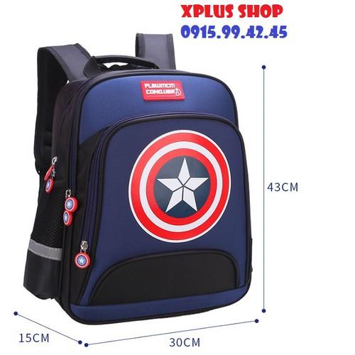 Balo học sinh Captain America - 7870004 , 10868566 , 15_10868566 , 265000 , Balo-hoc-sinh-Captain-America-15_10868566 , sendo.vn , Balo học sinh Captain America