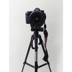 Chân máy ảnh WT3520 tặng kẹp điện thoại