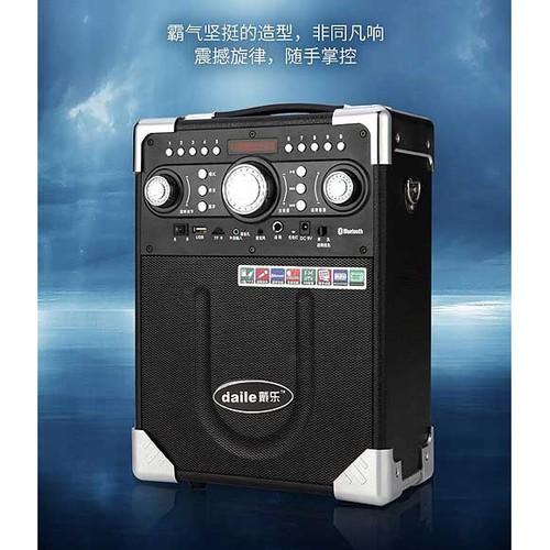 Loa Buetooth cao cấp hát Karaoke Daile S8 - tặng kèm micro không dây - 5345080 , 11693419 , 15_11693419 , 1998000 , Loa-Buetooth-cao-cap-hat-Karaoke-Daile-S8-tang-kem-micro-khong-day-15_11693419 , sendo.vn , Loa Buetooth cao cấp hát Karaoke Daile S8 - tặng kèm micro không dây