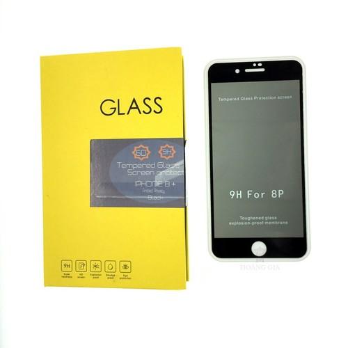 Miếng dán màn hình điện thoại, Kính cường lực điện thoại iPhone 8 Plus, chống nhìn trộm, Đen – HG, 8PBP 6D Full   {HÀNG CHÍNH HÃNG} - 4467181 , 10865656 , 15_10865656 , 399000 , Mieng-dan-man-hinh-dien-thoai-Kinh-cuong-luc-dien-thoai-iPhone-8-Plus-chong-nhin-trom-Den-HG-8PBP-6D-Full-HANG-CHINH-HANG-15_10865656 , sendo.vn , Miếng dán màn hình điện thoại, Kính cường lực điện thoại iP