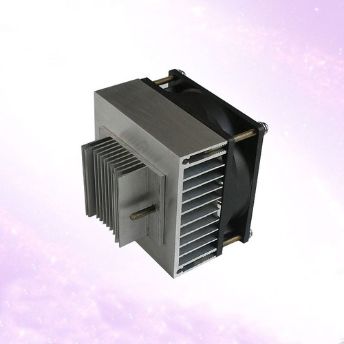 Denshitaro Bộ tản nhiệt nhôm cho sò nóng lạnh 80x80mm D00-186