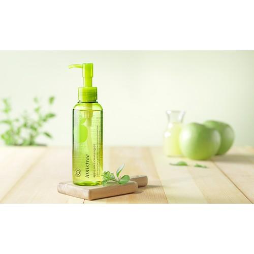 Dầu tẩy trang táo xanh inf juicy cleansing oil