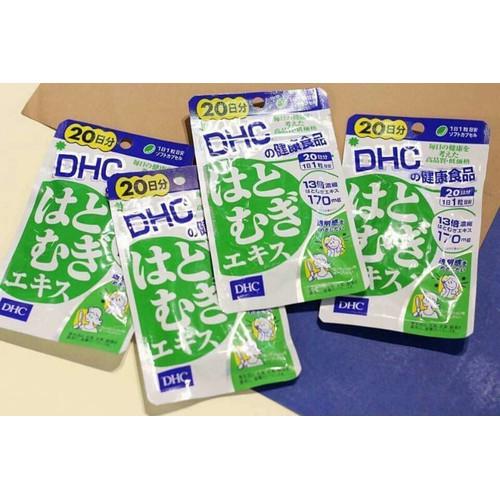 Viên uống trắng da DHC 20 ngày - 10718796 , 10865533 , 15_10865533 , 145000 , Vien-uong-trang-da-DHC-20-ngay-15_10865533 , sendo.vn , Viên uống trắng da DHC 20 ngày