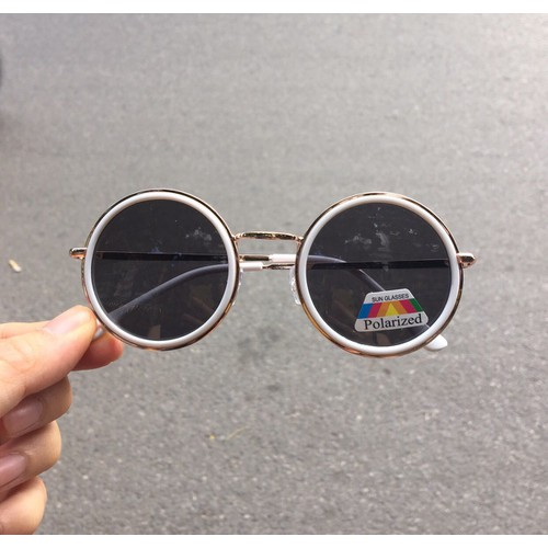 Kính râm Mắt tròn Mini thời trang Hàn Quốc - đường kính 4,3cm - 4263501 , 10446513 , 15_10446513 , 160000 , Kinh-ram-Mat-tron-Mini-thoi-trang-Han-Quoc-duong-kinh-43cm-15_10446513 , sendo.vn , Kính râm Mắt tròn Mini thời trang Hàn Quốc - đường kính 4,3cm