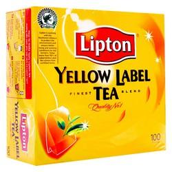 Combo - 02 hộp Trà Lipton nhãn vàng 100 túi