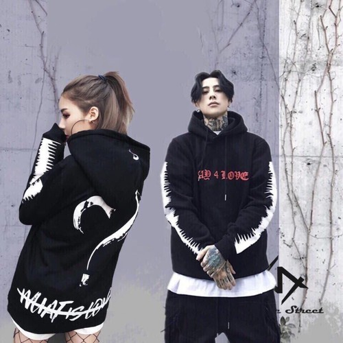 áo khoác hoodie nam nữ có nón