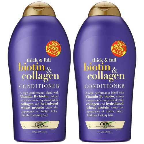 Dầu gội + xả ogx thick  full biotin  collagen - 24210750 , 10456333 , 15_10456333 , 320000 , Dau-goi-xa-ogx-thick-full-biotin-collagen-15_10456333 , sendo.vn , Dầu gội + xả ogx thick  full biotin  collagen