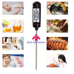 Que đo nhiệt độ sữa,nước TP101-Nhiệt kế thực phẩm-Máy do nhiệt độ nước
