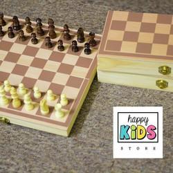 Bộ cờ vua gỗ bền đẹp