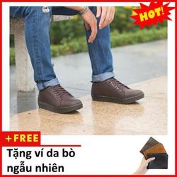 Giày boot nam - Giày boot nam bụi bặm M92