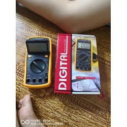 Đồng hồ digital multimeter 20a
