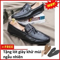Giày lười nam - Giày lười nam M117-L